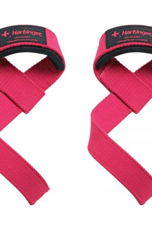 Lifting-Straps-Padded-Roze---Harbinger