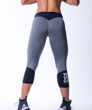 34 High Waist Sportlegging Mokka Nebbia 607 2