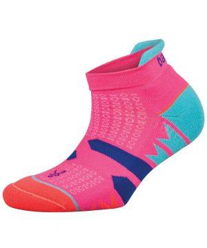 Fitness-Sokken-Dames-Roze-Blauw-Balega-Enduro-No-Show