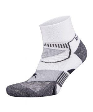 Fitness-Sokken-Wit-Grijs-Balega-Enduro-V-Tech-Quarter