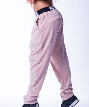 Sportbroek Dames Drop Crotch Zalm Nebbia 611 3