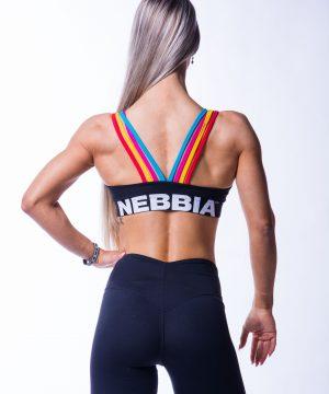 Sporttop Dames Rainbow Nebbia 621 4