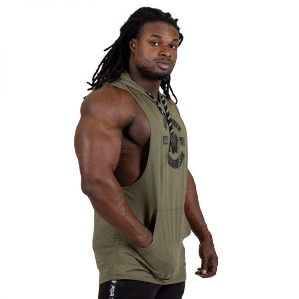 bodybuilding-hooded-tanktop-groen-gorilla-wear-lawrence-4