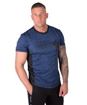 bodybuilding-t-shirt-mannen-blauw-gorilla-wear-austin-3