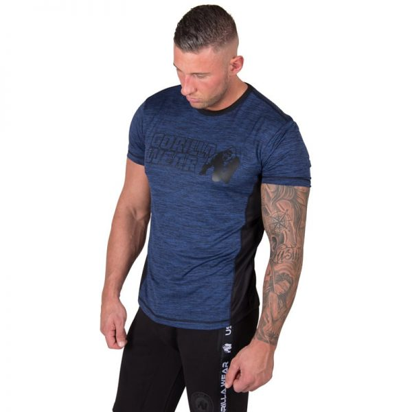 bodybuilding-t-shirt-mannen-blauw-gorilla-wear-austin-5
