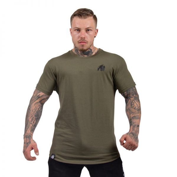 bodybuilding-t-shirt-mannen-groen-gorilla-wear-detroit-1