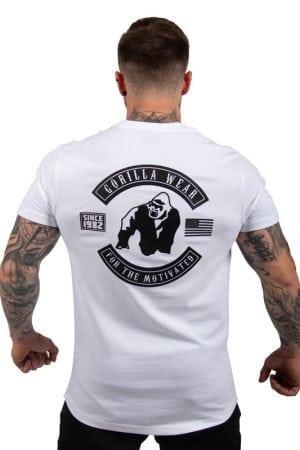 bodybuilding-t-shirt-mannen-wit-gorilla-wear-detroit-2