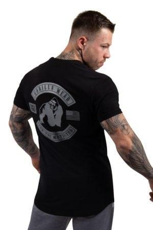 bodybuilding-t-shirt-mannen-zwart-gorilla-wear-detroit-2