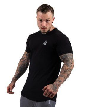 bodybuilding-t-shirt-mannen-zwart-gorilla-wear-detroit-3