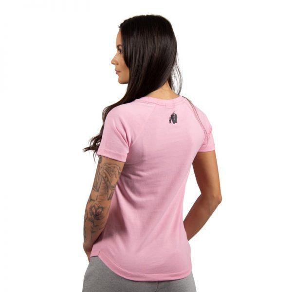 fitness-shirt-dames-roze-gorilla-wear-lodi-2