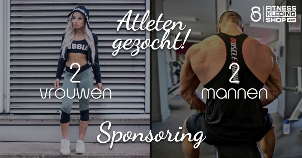 Fitnesskledingshop.com Sponsoractie