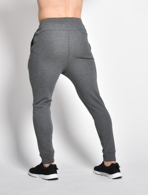 Fitness Broek Retro Grijs - Pursue Fitness 2