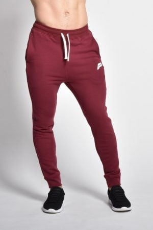 Fitness Broek Retro Rood - Pursue Fitness 1