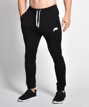 Fitness Broek Retro Zwart - Pursue Fitness 1