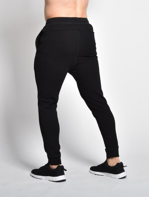 Fitness Broek Retro Zwart - Pursue Fitness 2