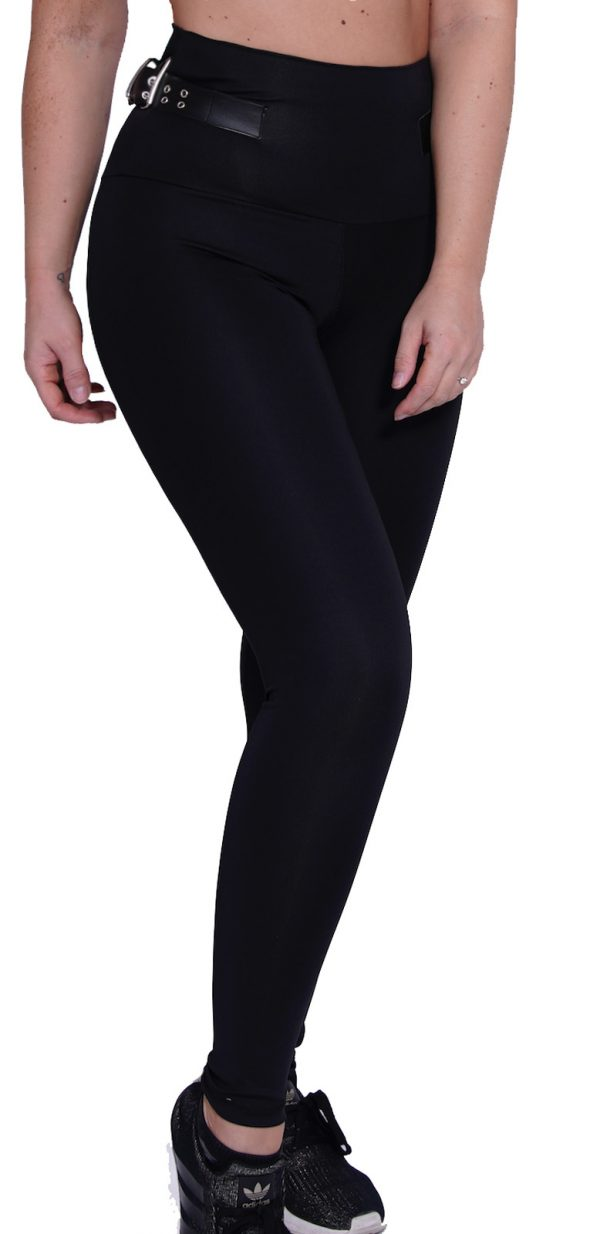 Fitness Legging Dames Buckle - Mfit-3