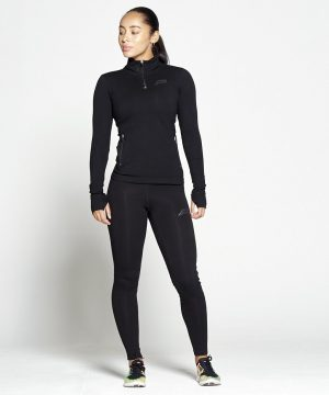 Fitness Legging Dames Profit Zwart - Pursue Fitness 1