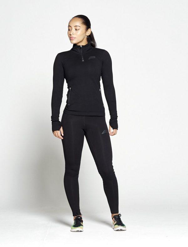 Fitness Legging Dames Profit Zwart - Pursue Fitness 1