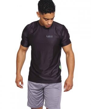 Fitness T-shirt Heren Compressie Camo - Mfit-3