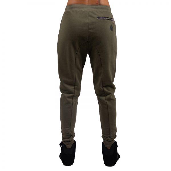 Fitnessbroek Dames Groen - Gorilla Wear Celina-1