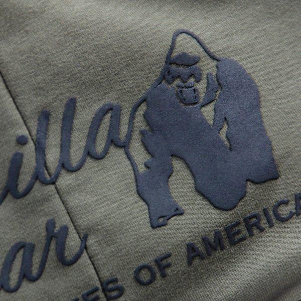Fitnessbroek Dames Groen - Gorilla Wear Celina-4