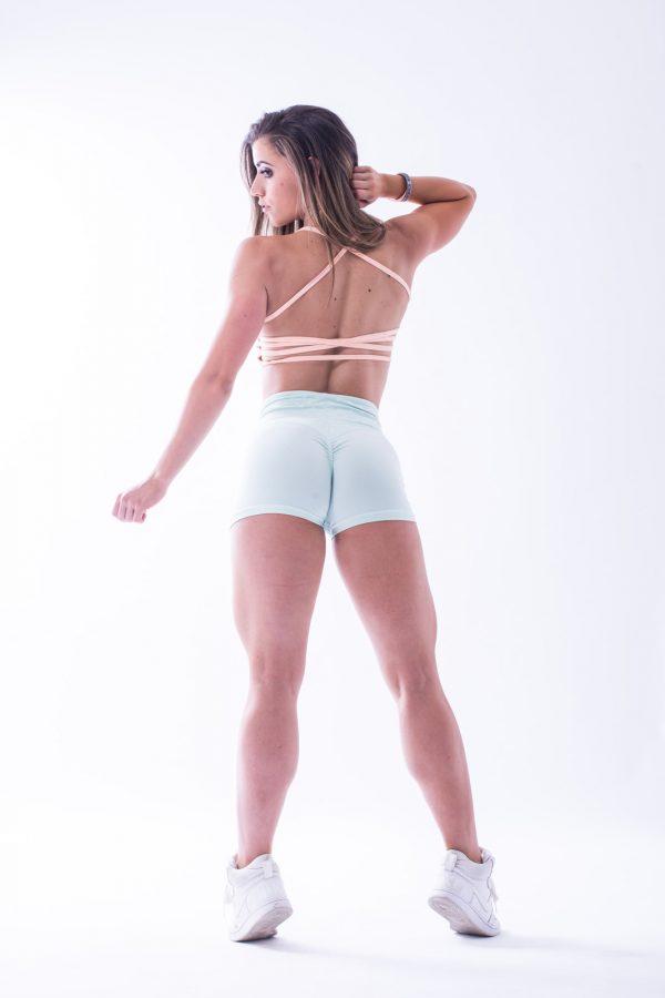 Sportshort Dames Nebbia 648 Mint -2