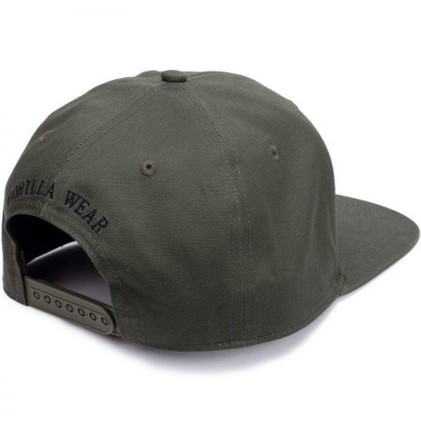 Fitness Pet Groen - Gorilla Wear Dothan Cap 2
