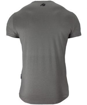 Fitness T-shirt Grijs - Gorilla Wear Hobbs 2