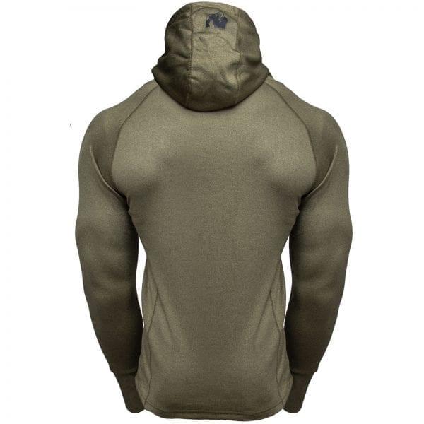 Fitness Vest Groen - Gorilla Wear Bridgeport 2