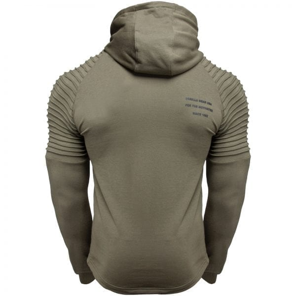 Fitness Vest Groen - Gorilla Wear Delta 2
