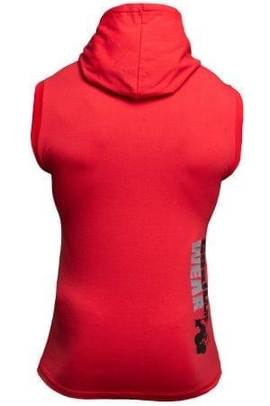 Fitness Vest Rood - Gorilla Wear Melbourne 2