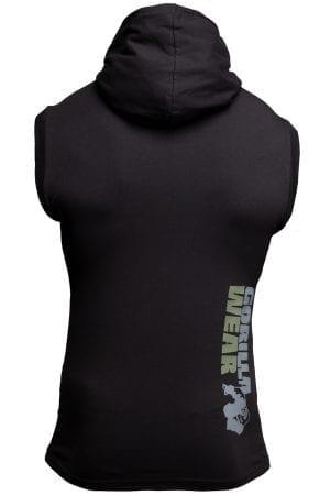 Fitness Vest Zwart - Gorilla Wear Melbourne 2
