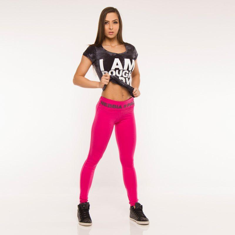 Sportlegging Roze.Nebbia Classic 237 Sportlegging Roze Fitnesskledingshop Com