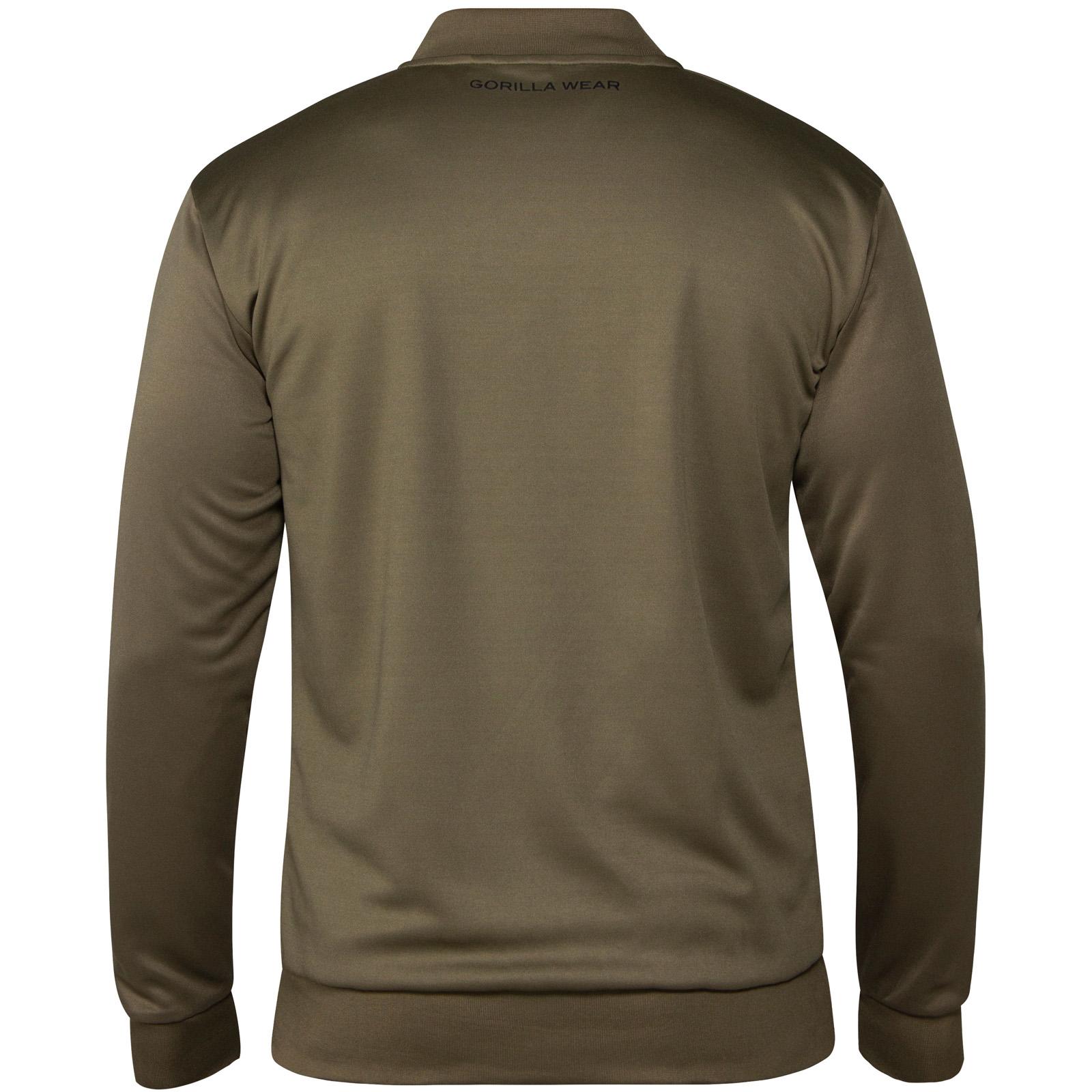 Fitness Vest Heren Groen Gorilla Wear Ballinger