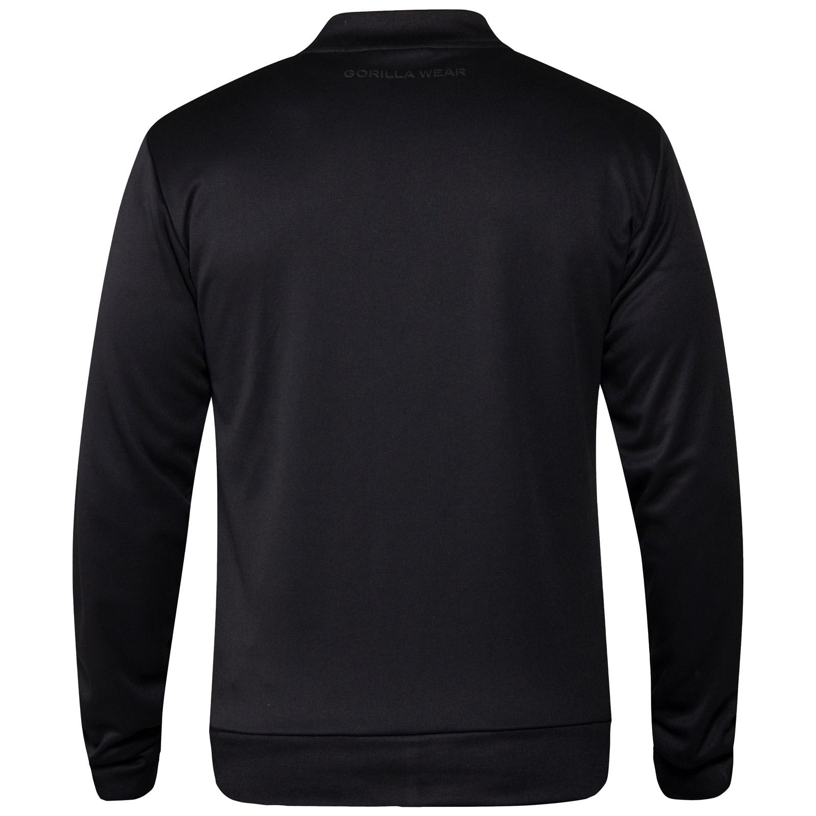 Fitness Vest Heren Zwart Gorilla Wear Ballinger