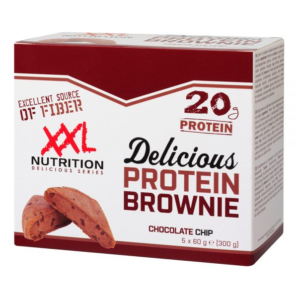 Delicious Protein Brownie