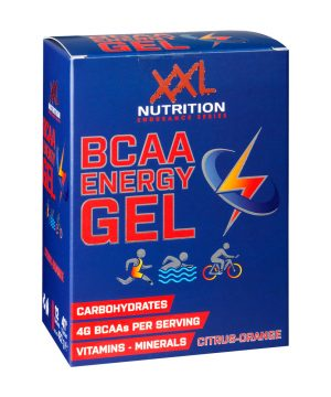 Bcaa Energy Koolhydraten Gel