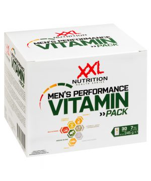 men?s performance vitamin pack