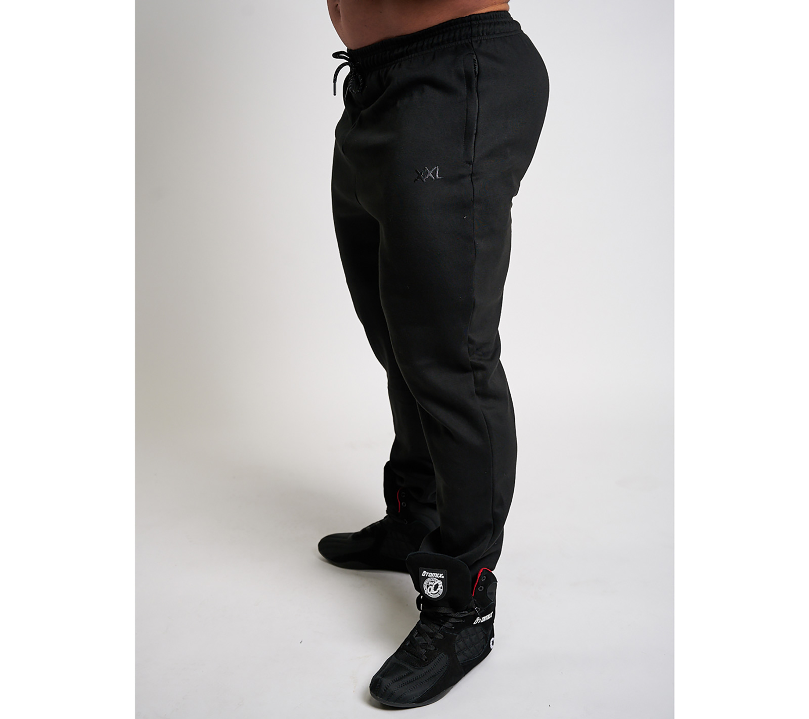 Fitness Broek Heren Zwart XXL Sportswear Bigger is Better Jogger